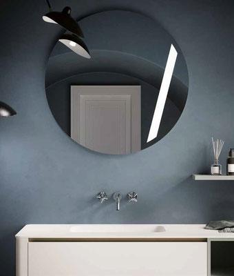 PUNTOTRE MOBILE ART Particolare lavabo