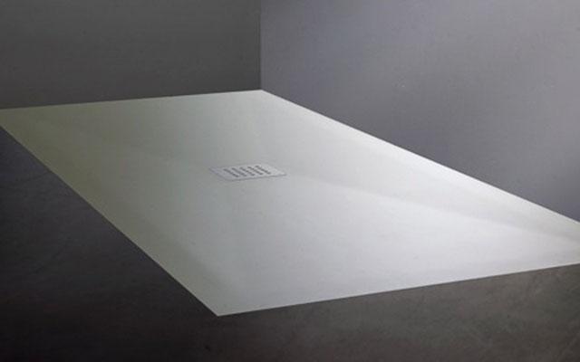 BLUBLEU Piatto doccia in Corian Filo