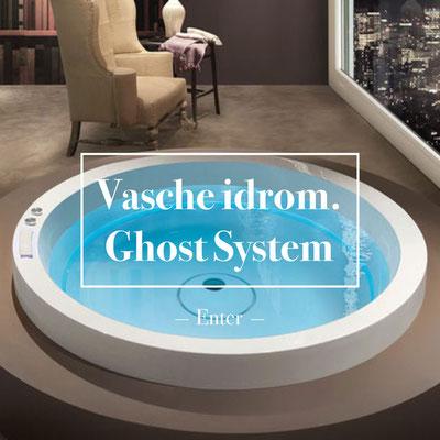 VASCHE IDROMASSAGGIO GHOST SYSTEM DREAM