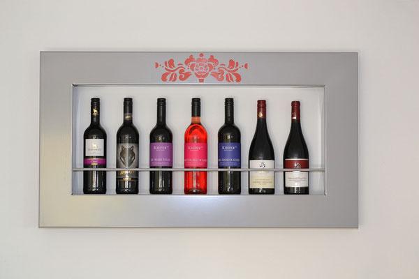 Grosse Weinauswahl