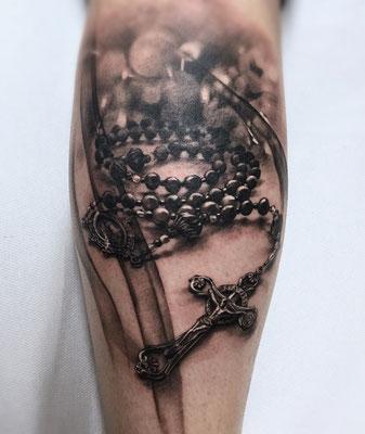 Tattoo rosario