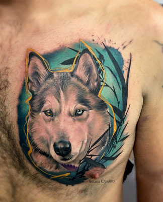 Tattoo mascota