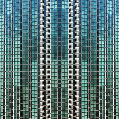 Towering Tetris. (Manhattan, New York, April 2015)
