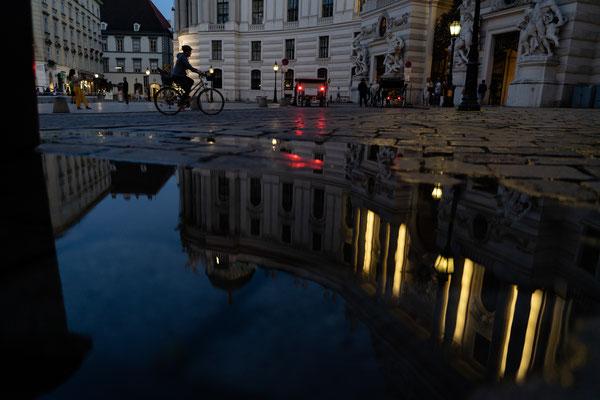 """""""Sundown"""" in the City - Foto CityWalk für die VHS Wien"""