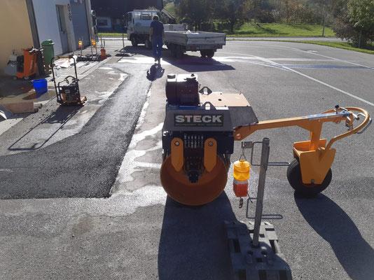 Umbau Landishop Kleindietwil