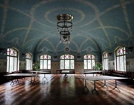 Blauer Saal, Kurhaus Bergün