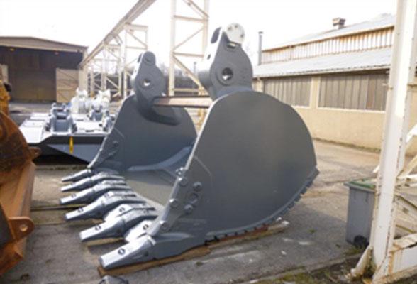 Schaeffer Industrie, réalisation en atelier à Forbach