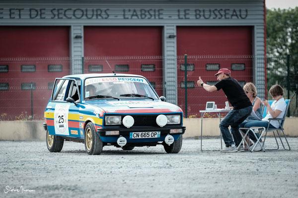Stephane Moreau Photographe Fujifilm ClassicChrome Ronde Classic de l'Ouest