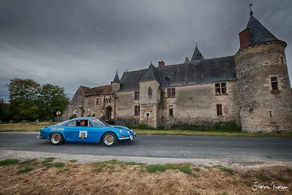 rallye historique du Loir-et-Cher 2018  Stéphane Moreau Photographe