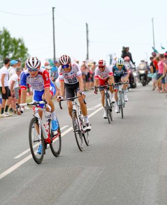 championnat france cycliste vélo stephane moreau photographe reportage warren barguil thibaut pinot