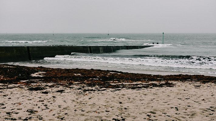 Bretagne - Mousterlin Plage - voyage