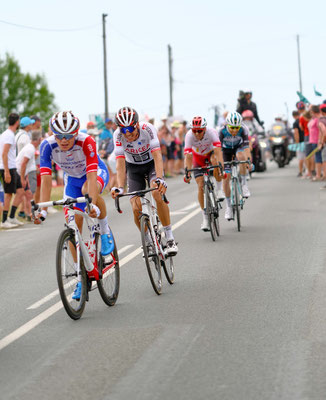 Championnat France Cyclisme 2019 - Warren Barguil