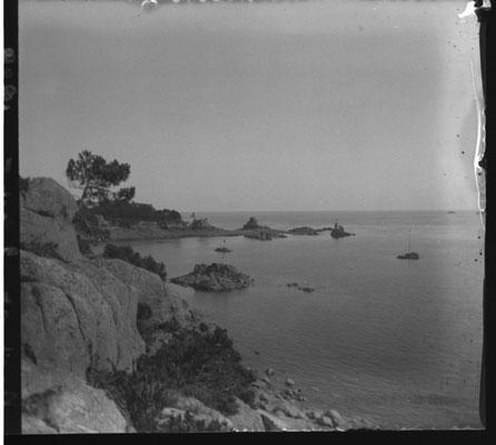 Bréhat 1929 - plaque verre - Stéphane Moreau Photographe