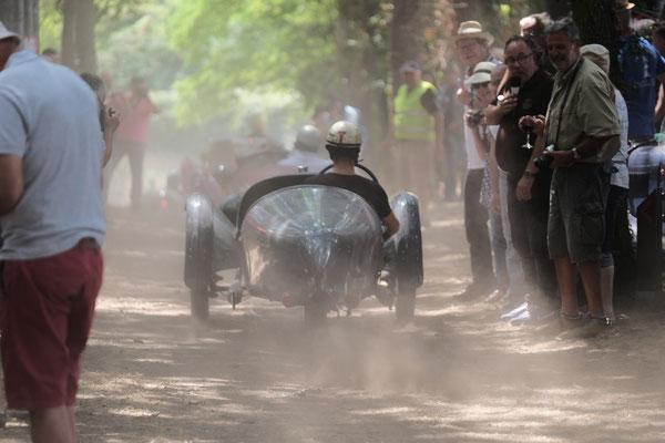 Grand Prix Retro - Le Puy Notre Dame - Anjou - Stéphane Moreau Photographe ©StéphaneMoreau