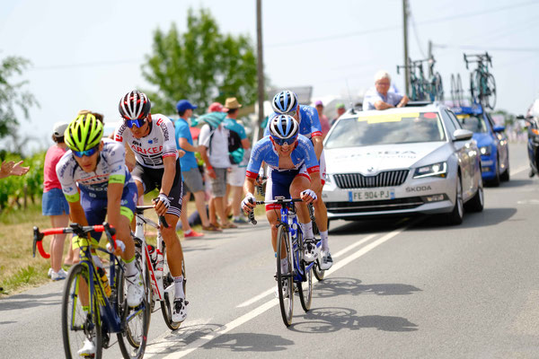 Championnat France Cyclisme 2019 - Team Arkea Samsic - Warren Barguil