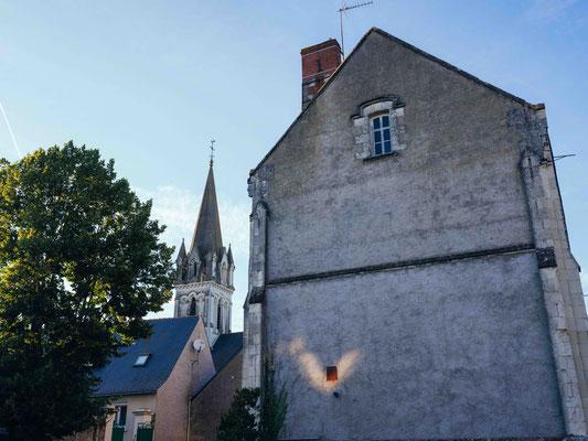 Eglise Saint-Maurille-Chalonnes sur Loire Stephane Moreau Photographe