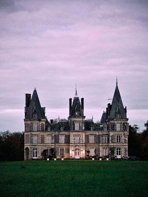© Stephane Moreau - Anjou - Parc du Château du Martreil