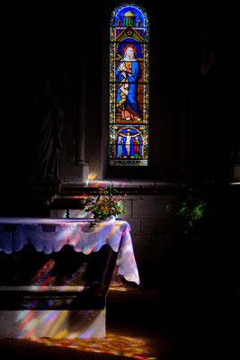 Stephane Moreau - Photographe à Chalonnes sur Loire - Eglise Saint-Maurille- Anjou
