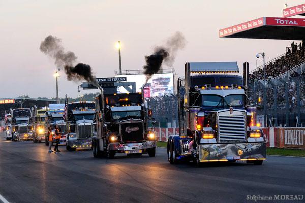 24 h du mans camions stephane Moreau Photographe chalonnes sur loire