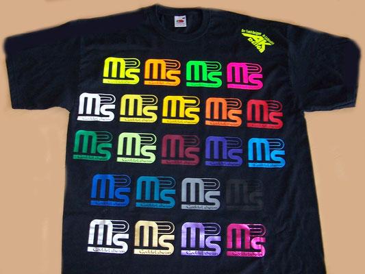 MPS Shop Schul-Shirt mit Logo