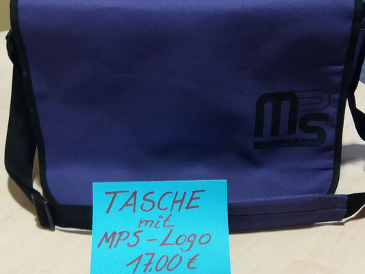 MPS Shop Tasche mit Logo