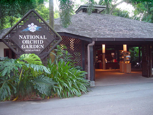 National Orchid Garden, $2.00, From 18:00 to 19:00