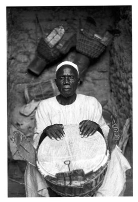 "Yamadu ""Bani"" Dunbia, Bamako 1994 (photo: RP)"
