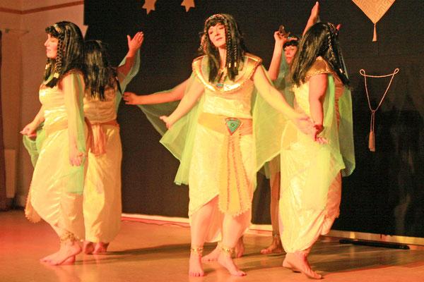 Pharaonischer Tanz