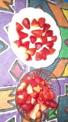 Hier gehts zum Selbstpflücken von Erdbeeren
