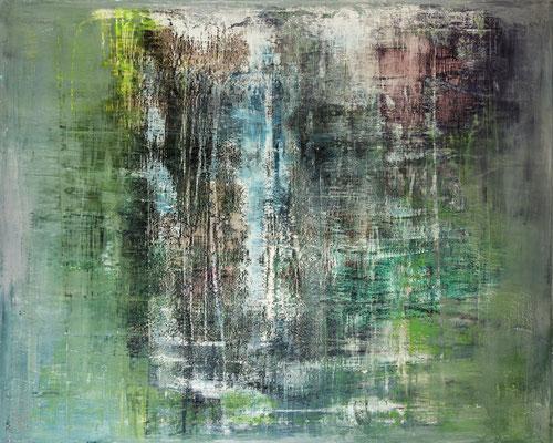 Öl auf Molino 120 x 150 cm 2015