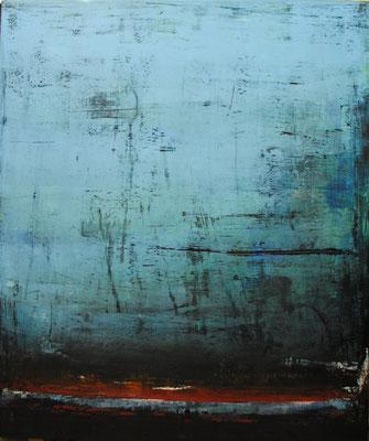 Öl auf Molino 130 x 110 cm 2013