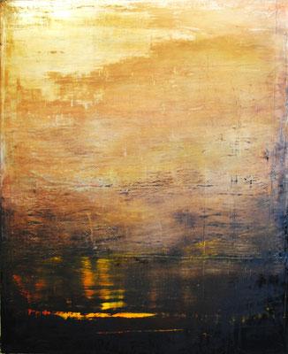 Öl auf Molino 160 x 130 cm 2016