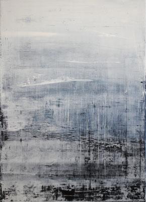 Öl auf Molino 180 x 130 cm 2014