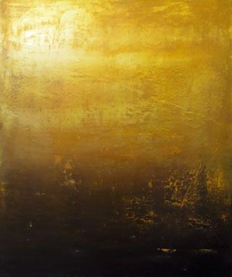 Öl auf Molino 130 x 110 cm 2018