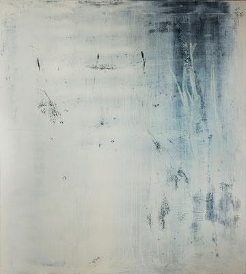 Öl auf Molino 200 x 180 cm 2016