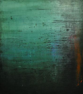 Öl auf Molino 200 x 180 cm 2018