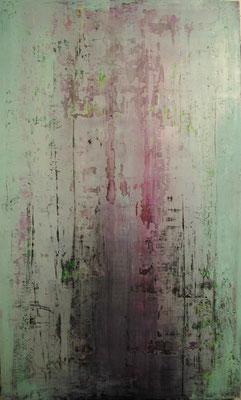 Öl auf Molino 200 x 120 cm 2012