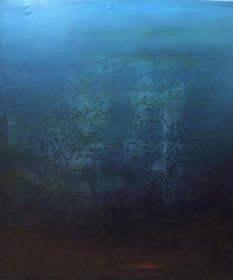 Öl auf Molino 130 x 110 cm 2019