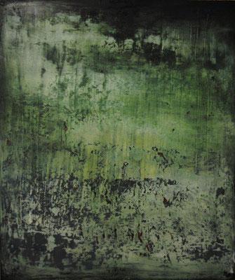 Öl auf Molino 130 x 110 cm 2017