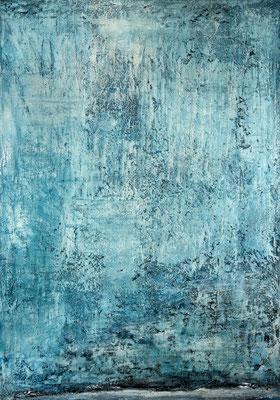 Öl auf Molino 200 x 140 cm 2015