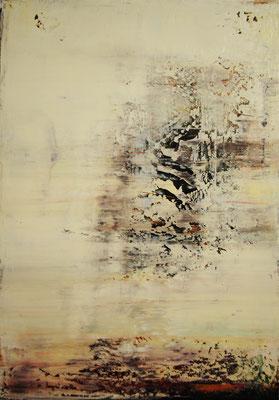 Öl auf Molino 100 x 70 cm 2012