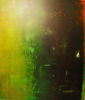 Öl auf Molino 200 x 170 cm 2011
