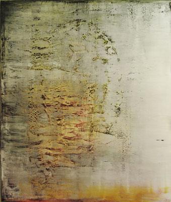 Öl auf Molino 130 x110 cm 2017