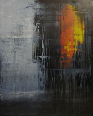Öl auf Molino 170 x 135 cm 2010