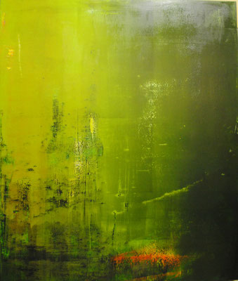 Öl auf Molino 130 x 110 cm 2012