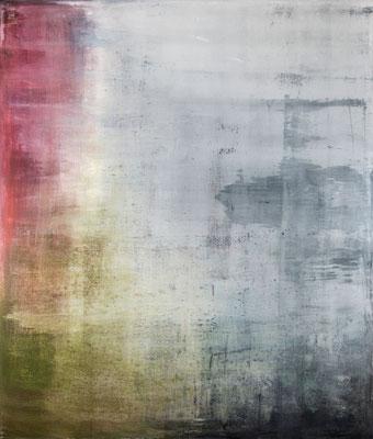 Öl auf Molino 200 x 170 cm 2016
