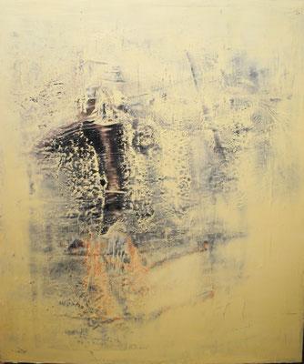 Öl auf Molino 130 x 110 cm 2010