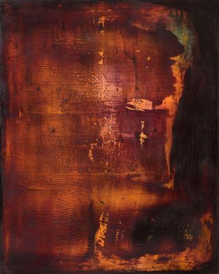 Öl auf Molino 150 x 120 cm 2015