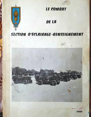 Les photos précédentes ont servi à iilustrer le memento sur le combat de la S.E.R.