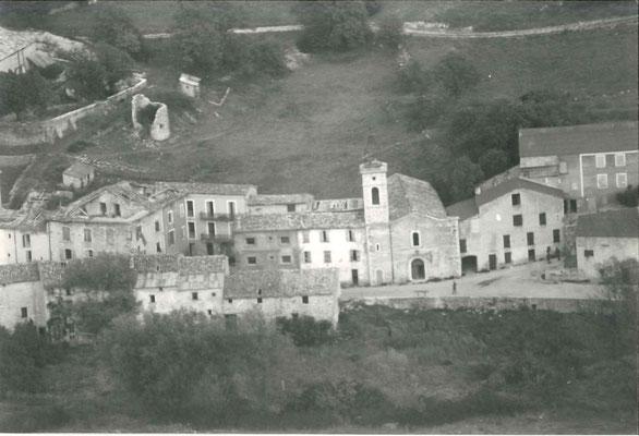 Vue du village (abandonné)